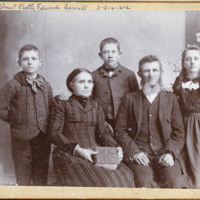 Henry and Betty Ferrell Family<br />