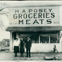H. A. Posey Groceries & Meats